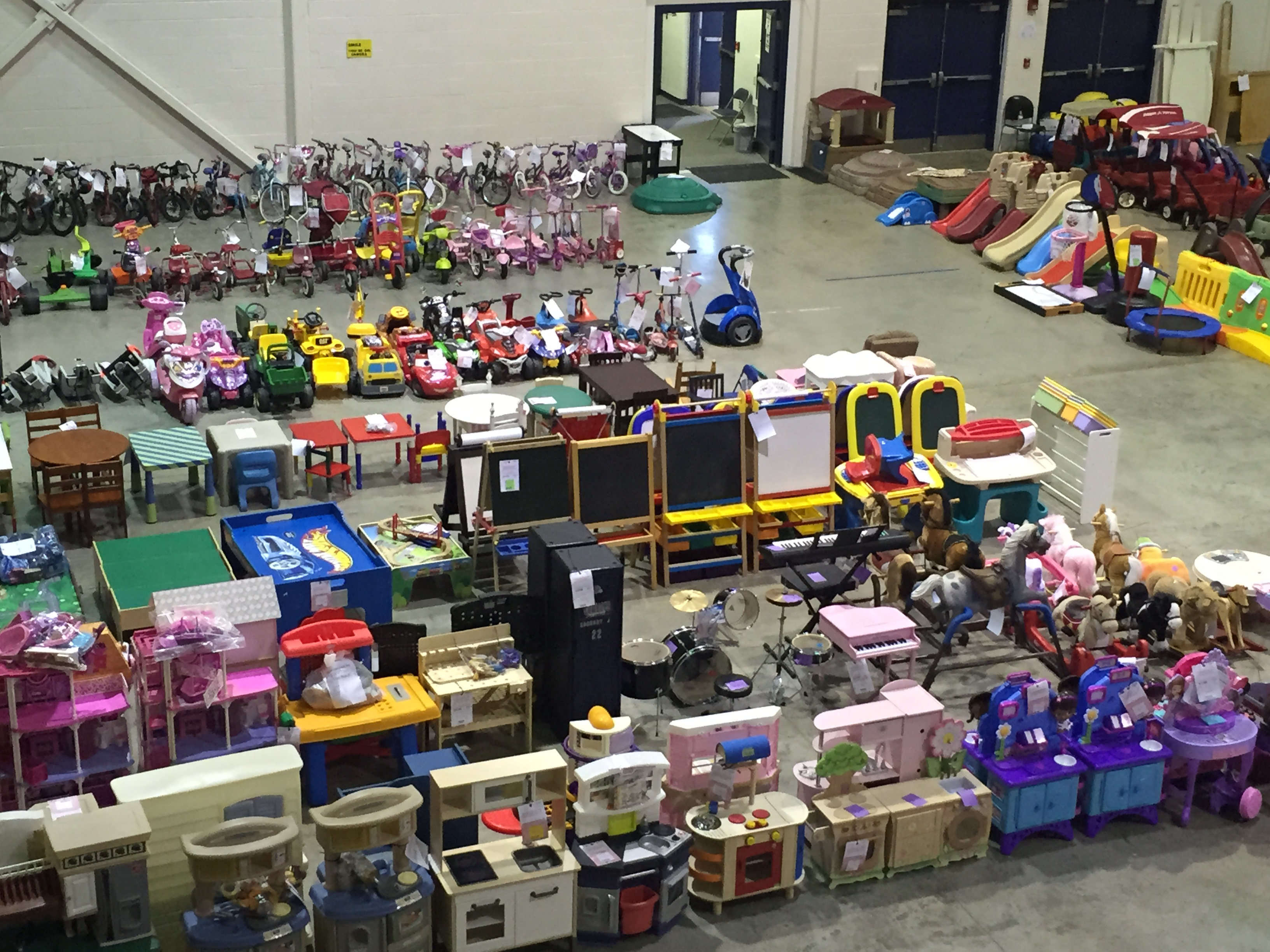 Upscale Weesale Kids Consignment Sale Event