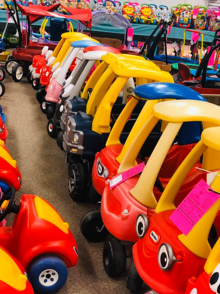 Little Tykes Coupe Cars